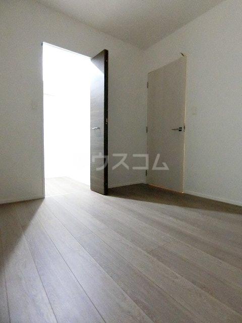 エンクレスト博多EASTPARK 230号室のベッドルーム