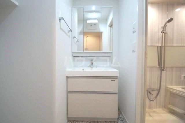 アルティザ博多駅前2 202号室の洗面所