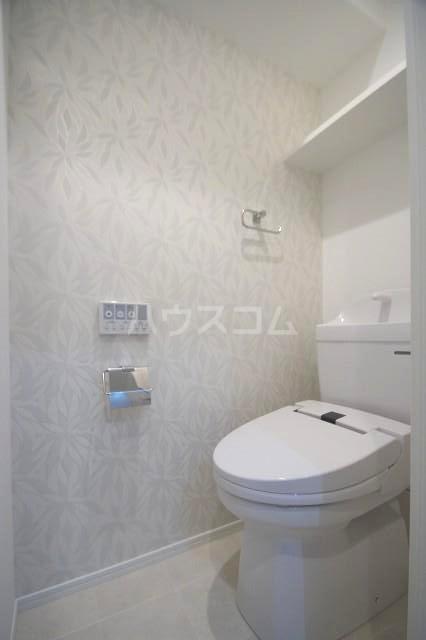アルティザ博多駅前2 305号室のトイレ