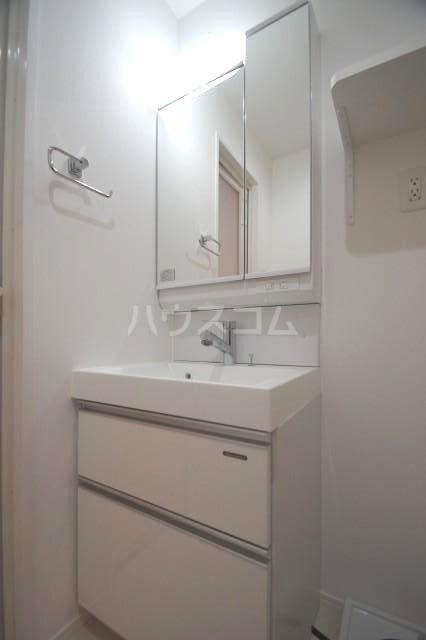 アルティザ博多駅前2 305号室の洗面所