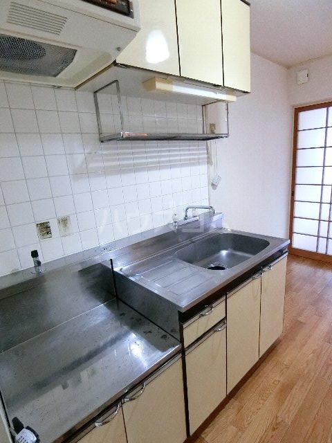 ドミールケンゾー 207号室のキッチン