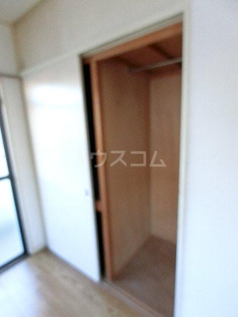 ドミールケンゾー 207号室の収納