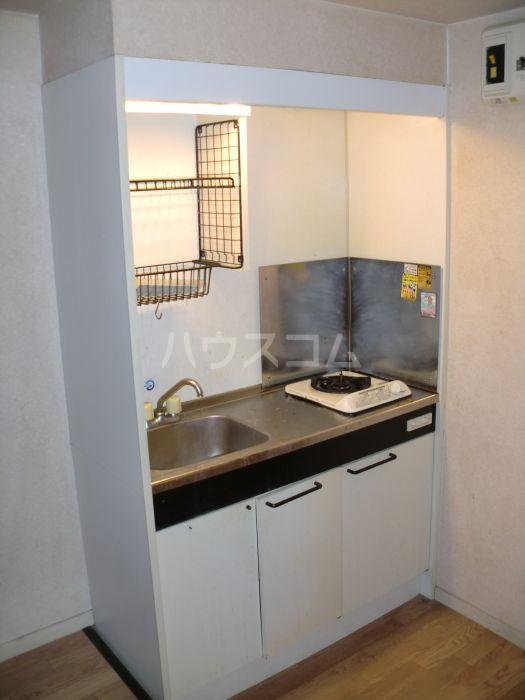 ネクス貝塚 101号室のキッチン