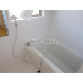 コーポ由貴 102号室の風呂