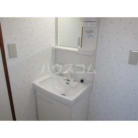 コーポ由貴 102号室の洗面所