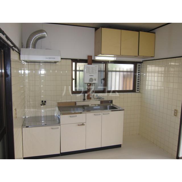 吉塚8丁目戸建のキッチン