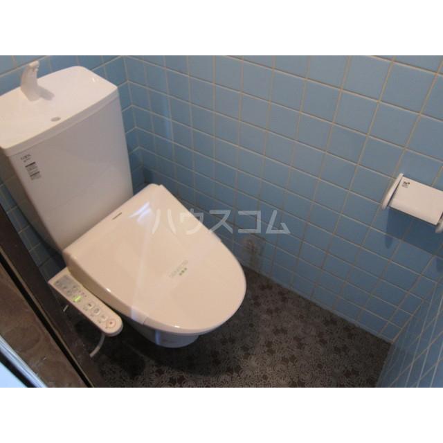 吉塚8丁目戸建のトイレ