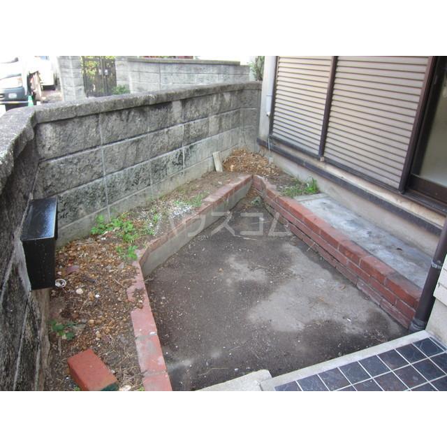 吉塚8丁目戸建の庭