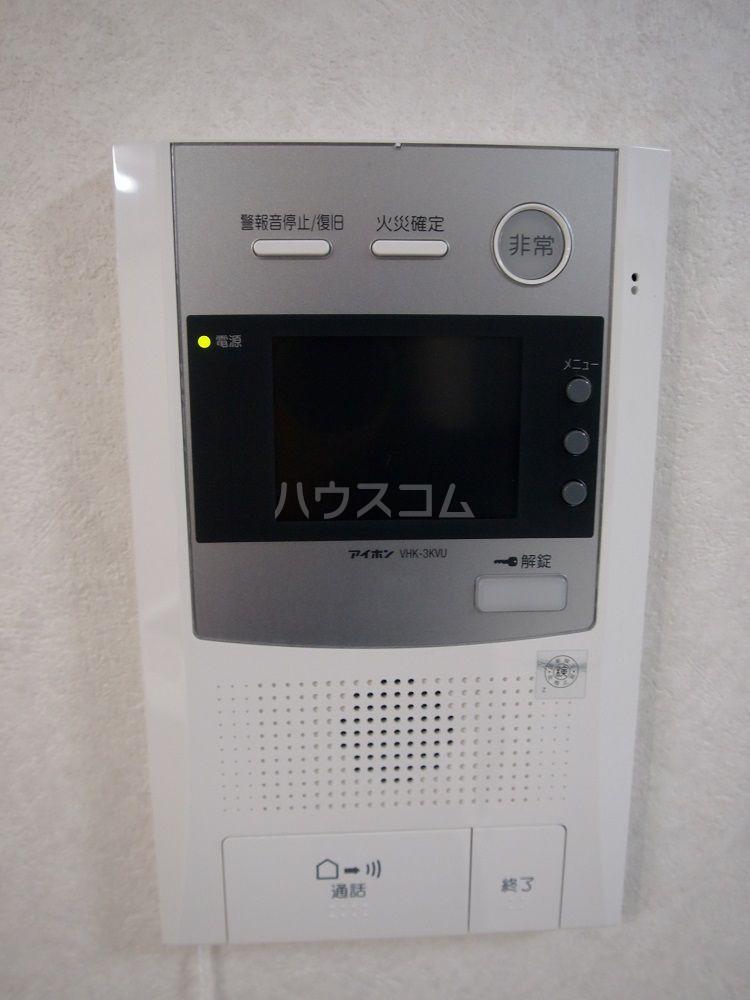 ネストピア博多駅前Ⅲ 203号室のセキュリティ