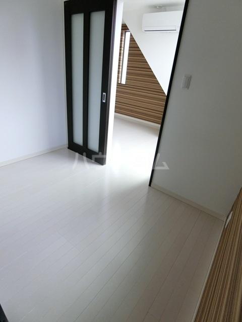 GRANDTIC PROGRESS箱崎 201号室のベッドルーム