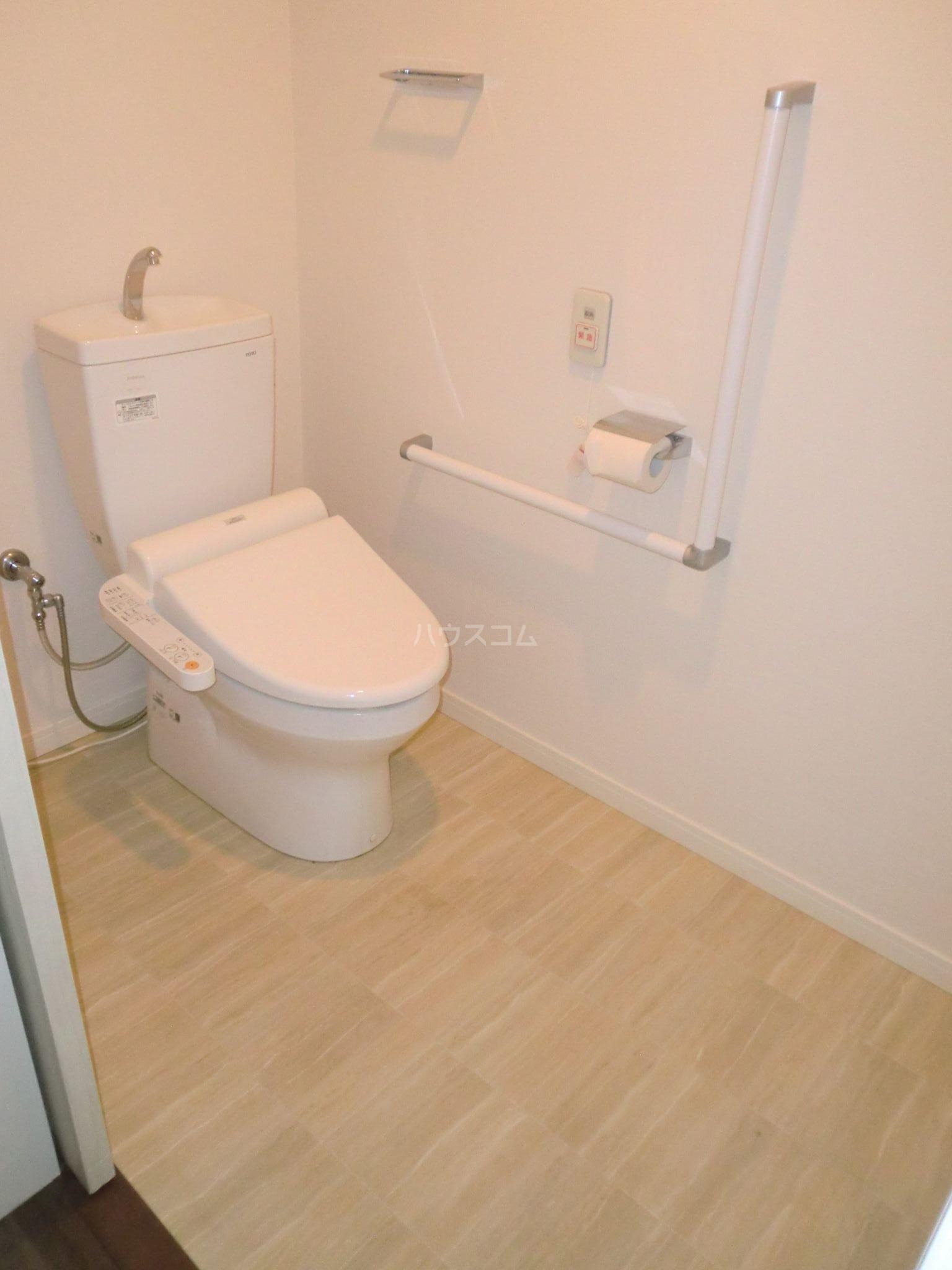 モントーレラコルタユニバ通り 503号室のトイレ