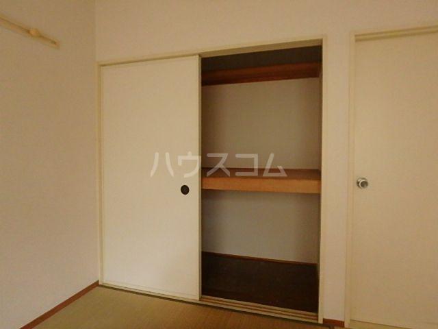エレガント鬼塚Ⅲ 101号室の収納