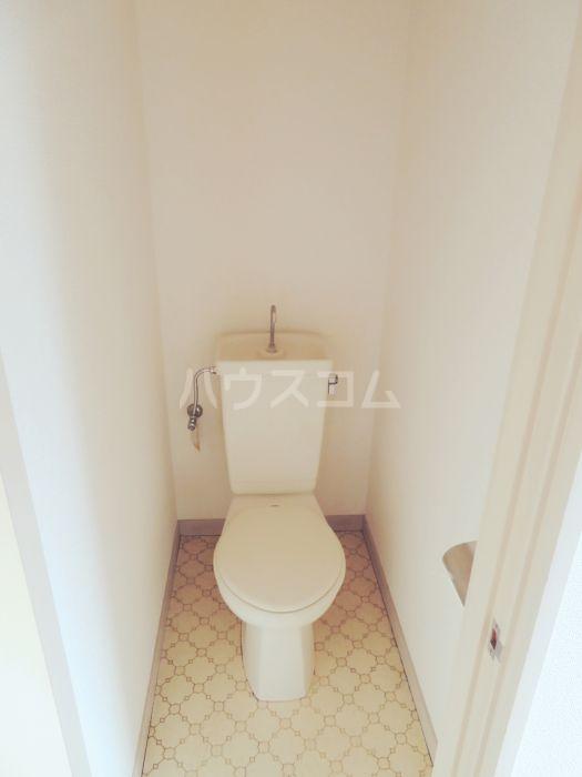 城戸コーポ 205号室のトイレ