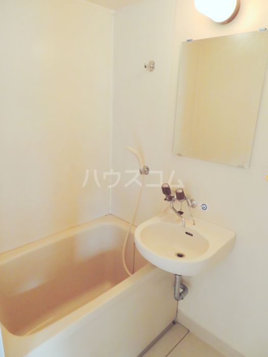 城戸コーポ 205号室の風呂