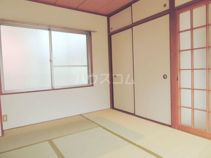 城戸コーポ 205号室のベッドルーム