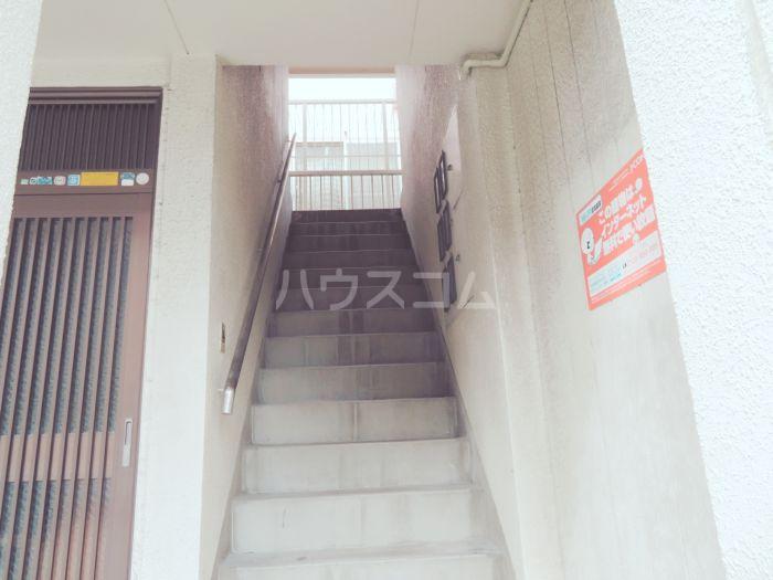 城戸コーポ 205号室のエントランス