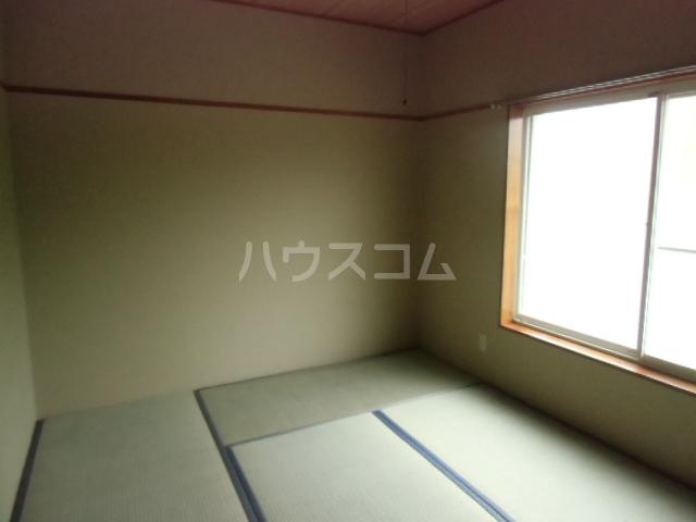 レジデンスマツ 103号室の居室