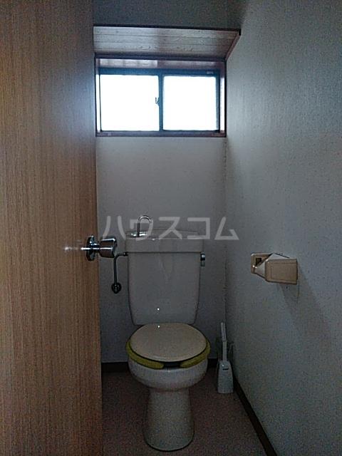 塩崎コーポ 101号室のトイレ