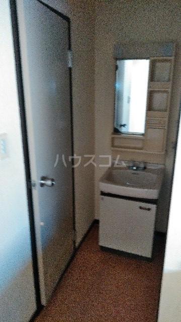 コーポすずらん南町 202号室の洗面所