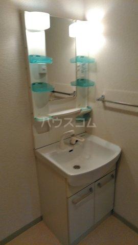 ペアシティ久喜弐番館 303号室の洗面所