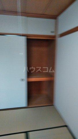 ペアシティ久喜弐番館 303号室の収納