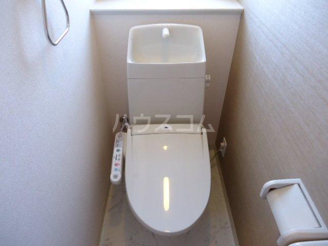 サニーヴィレッジ 103号室のトイレ