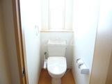 若宮 202号室のトイレ