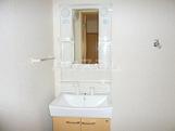 若宮 202号室の洗面所