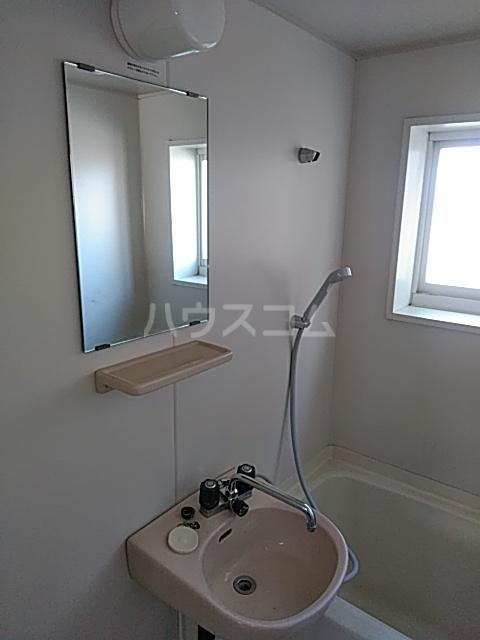 誠コーポ 201号室の洗面所