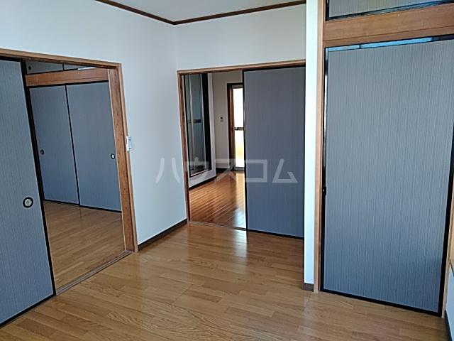 誠コーポ 201号室の居室