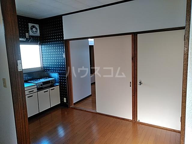 誠コーポ 201号室のキッチン