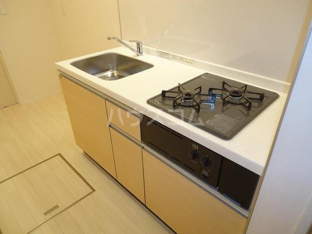 メゾンド・オウサム 105号室のキッチン
