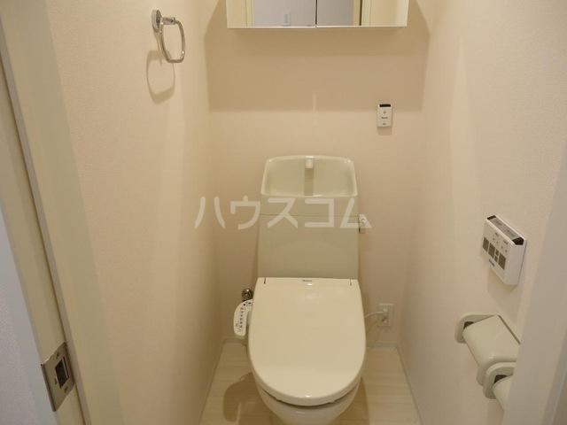 メゾンド・オウサム 105号室のトイレ