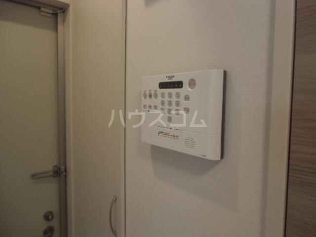 シャルマン 101号室のセキュリティ