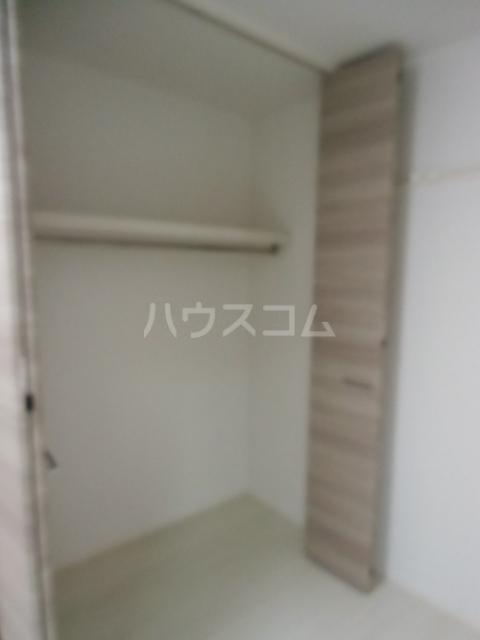 シャルマン 101号室の収納