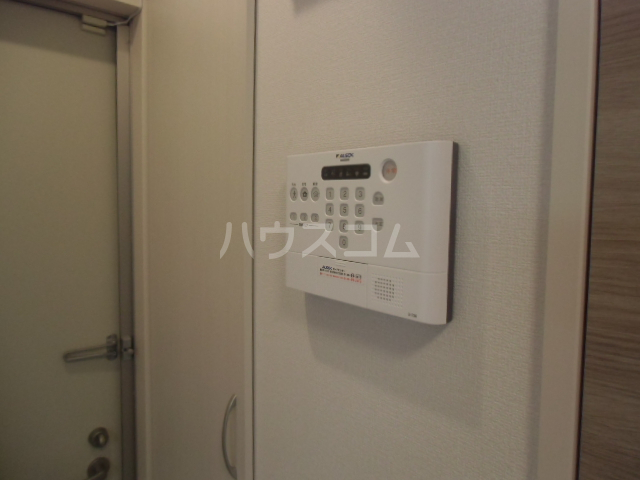 シャルマン 105号室のセキュリティ