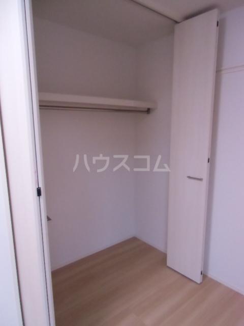 シャルマン 203号室の収納