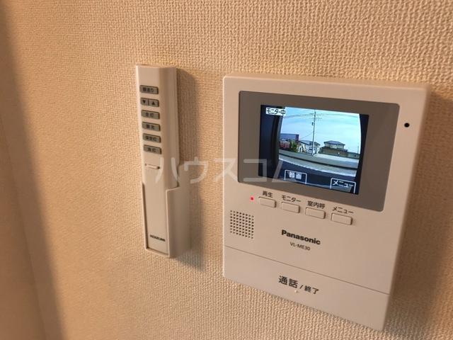 サンライズA 202号室のセキュリティ