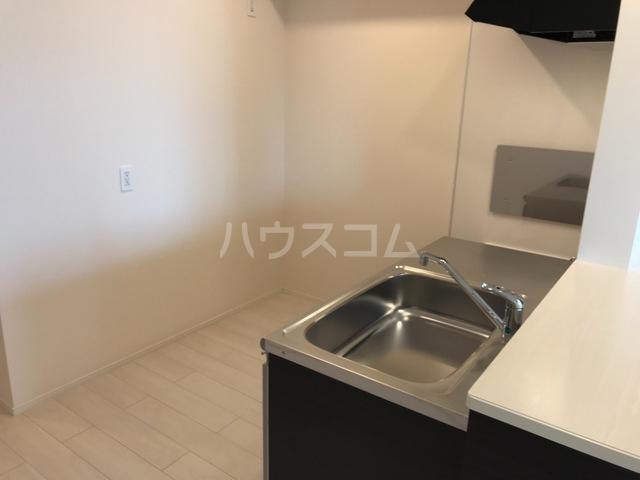 サンライズA 202号室のキッチン