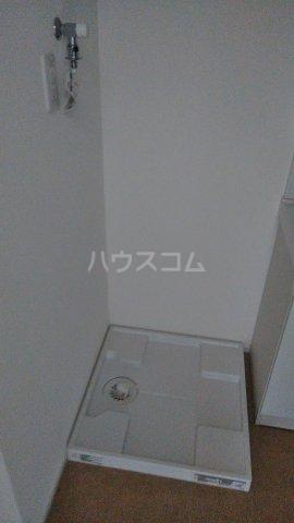 キャラマス 201号室の設備