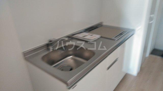 キャラマス 202号室のキッチン
