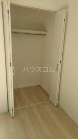 キャラマス 203号室の収納