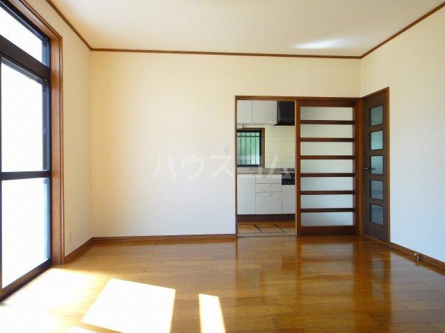南羽生貸家の居室