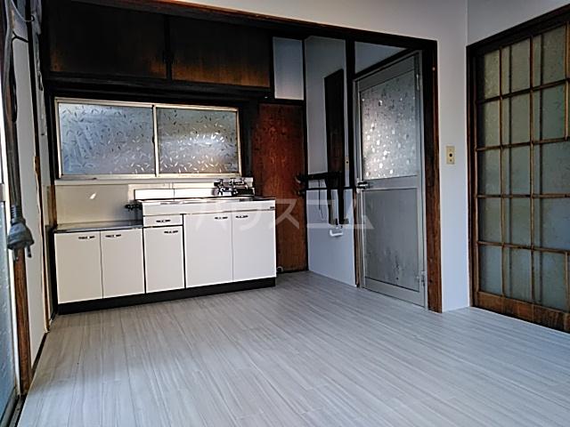 羽生北戸建てのキッチン