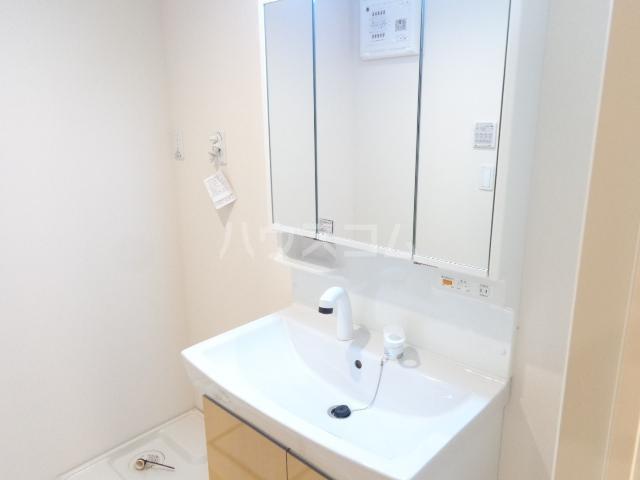 グランベル・ハウス 102号室の洗面所