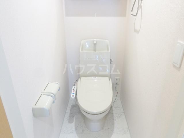 グランベル・ハウス 102号室のトイレ