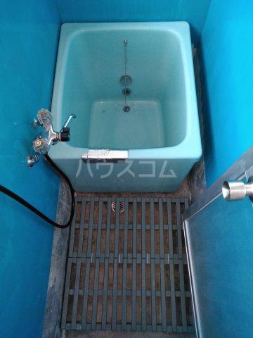 浅間台住宅Fの風呂