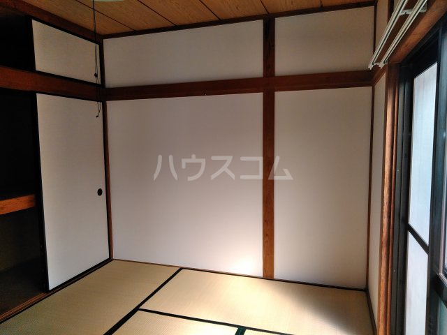 浅間台住宅Fの居室
