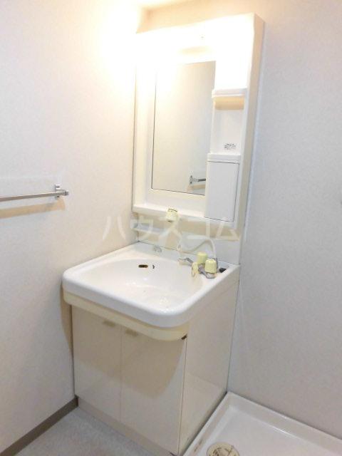 RAINIER 101号室の洗面所