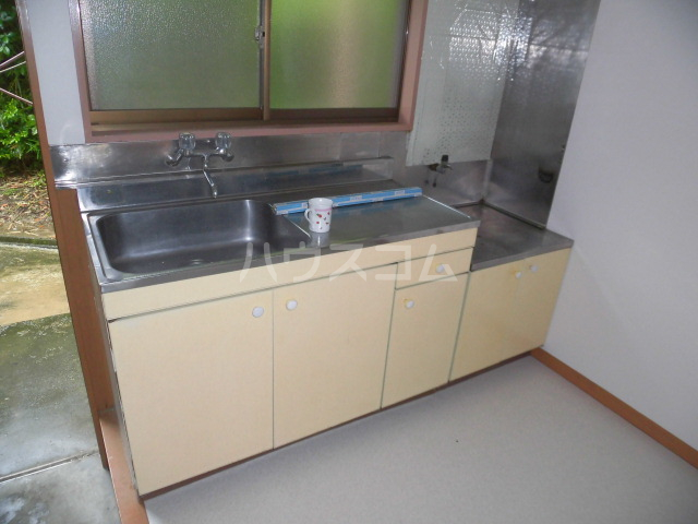 あさひハイツB 104号室のキッチン